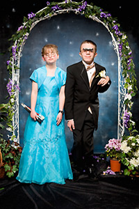 Blind Prom by Sarah Wilson. All Rights Reserved.